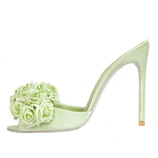 Rosette-green